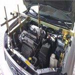 Porta blocco motore universale