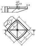 Trapano da banco vario diametro 24 mm 3x400V
