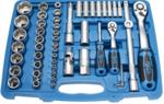 Set chiavi profilo ondulato 6,3 mm (1/4) / 12,5 mm (1/2) 108 pezzi