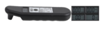 Manometro digitale per pneumatici