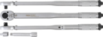 Chiave dinamometrica adattatore prolunga 12,5 mm (1/2) 28 - 210 Nm