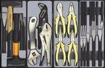Carrello a 8 cassetti con 325 utensili (S&M)