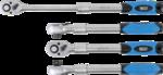 Chiave a cricchetto, estensibile 12,5 mm (1/2) 305 - 445 mm
