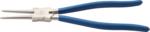 Set pinze per anelli di sicurezza 300 mm 4 pezzi