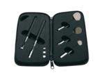 Set di penna magnetica a LED e specchio di ispezione