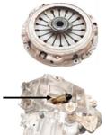 Sblocco Albero motore Trattore per Fiat Ducato