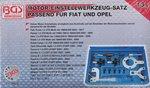 Set di utensili per la sincronizzazione del motore per Fiat / Ford / Opel / Suzuki 1.3L Diesel