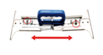 Maniglia per il trasporto di piastrelle 300 - 500 mm