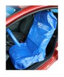 Set di copertura di protezione sedile e volante in similpelle