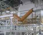 Tubo flessibile per ventilatore 600mm