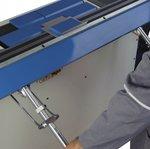 Pressa piegatrice magnetica - 1250x1 mm 150kg