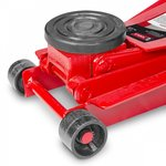 Martinetto idraulico 2.5t   strato extra per auto sportive