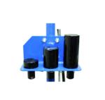 Martinetto pneumatico idraulico mobile 22 t