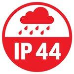 Prolunga CEE IP44 10m nero H07RN-F 5G4,0-5 poli,0-5 poli