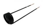 Serie di bobine di induzione per riscaldatore ad induzione piegata a 90° per BGS 2169 8-pz