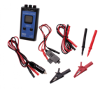 Tester automatico di tensione e corrente 1-48 V