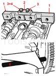 Set di strumenti di temporizzazione del motore per BMW M42 / M50