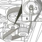 Set di cronometraggio Fiat Ford Lancia 1.2 1.4 8V