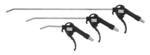 Pistola di soffiaggio, set 3