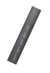 Assortimento di tubi termoretraibili in 90 parti, nero
