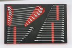 Carrello a 8 cassetti con utensili 326pc (EVA)