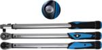 Chiave dinamometrica da officina, 1/2, 40-200 Nm