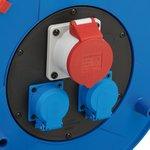 Garante CEE 1 avvolgicavo IP44 per industria/costruzione 30m
