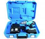 Chiave a percussione a batteria 520 Nm max. 2000 U/min 18 V