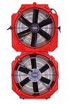 Ventilatore mobile 2 velocita