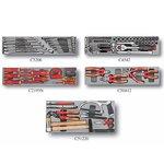Cassetta portautensili con utensile da 110 pezzi isolato S & M 5 pezzi