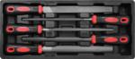 Carrello portautensili 1 porta laterale 7 cassetti 197 utensili