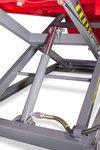 Piano di lavoro idraulico/pneumatico