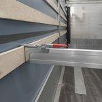 Piano di carico in alluminio 2400-2700mm