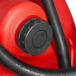 Serbatoio diesel rosso 110l, 12v piusi