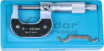Set di strumenti di misurazione del disco freno, in 4 parti.