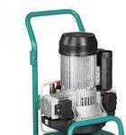 Compressore da cantiere mobile hds lx 10 bar, 24 litri