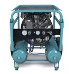 Tubo flessibile per compressori da cantiere 10 bar - 2x11 litri