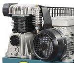 Compressore olio a cinghia 2 cil 10 bar - 200 litri