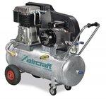 Caldaia a cinghia con compressore ad olio zincato 15 bar, 109 kg 100 litri
