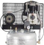 Compressore a pistone 10 bar - 270 litri -3x400V