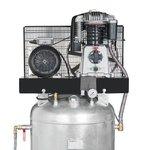 Compressore a pistone 15 bar - 270 litri -745x652x1,860mm