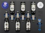 Carrello portautensili 7 cassetti con 215 utensili