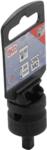 Adattatore chiavi a bussola quadro interno (1/2) - quadro esterno (1/4)