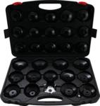 Set chiavi filtro olio 30 pz