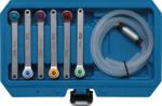 Set di chiavi 7 - 8 - 8 - 9 - 9 - 10 - 11 - 11 - 12 mm 7 pz.
