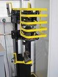 Compressore pneumatico a molla 1600 kg