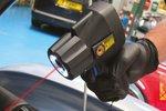 Telecamera termica con rilevatore di perdite UV