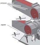 Levigatrice a nastro e a disco 150mm