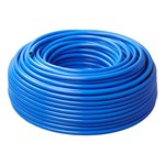 Tubo flessibile per acqua potabile blu 100M / 10x15mm