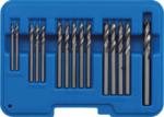 Set di punte per trapani HSS 2.4 - 6.4 mm 15 pz